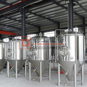 600L Commercial Used Brewing Equipment 중국제