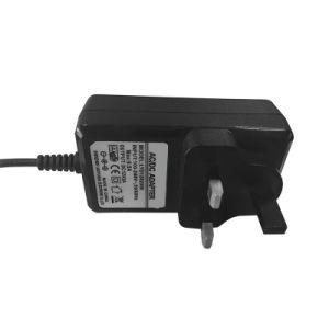 27V 1A 플라스틱은 DC 접합기에 전력 공급 27V 힘 접합기 27volt 1000mA 27W AC를 통제했다