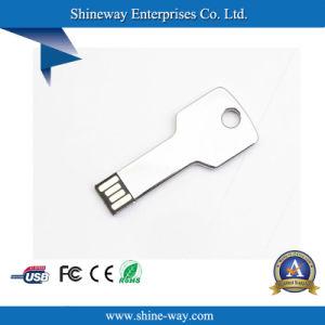 Ключ USB-накопитель с логотипом в подарок для продвижения по заказу (UFD-M069)
