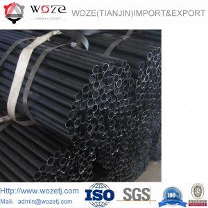 حارّ عمليّة بيع فولاذ أنابيب & جيّدة سعر أسود لولب فولاذ أنابيب