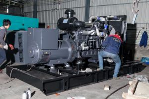 8KW 10kVA 10kw 12kVA Energia Elétrica Gerador Diesel Cummins