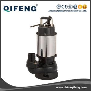 Pomp de Met duikvermogen van de Huisvesting van de Motor van het roestvrij staal (qdx40-7-1.1)