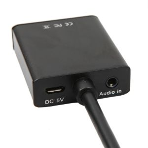 HDMIの女性ケーブル1080P EL1316iaへのVGAの男性