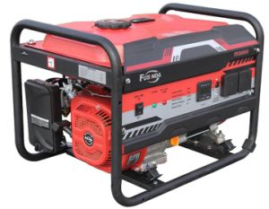100% 구리 감기를 가진 5kw 전기 가솔린 Generatori