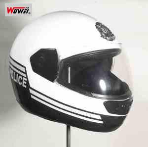 Polizei Anti Riot Helmet für Bikers