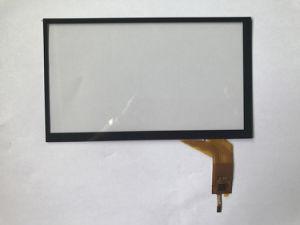 7 LCD van de duim het Scherm 800*480 van de Aanraking voor de Navigatie van de Auto, Ka-TFT070bt002-C