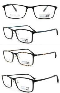 De professionele Optische Frames van Ultem van de Stijl van de Levering van de Fabriek OEM/ODM Nieuwste (UT048)
