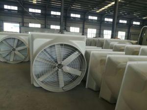 Vetroresina ventilatore di scarico industriale da 50 pollici