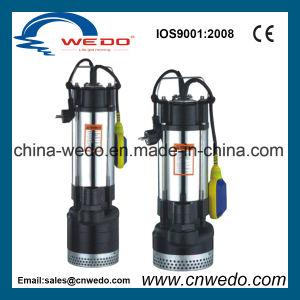 SPA4-70/6-2.5 de elektrische Pomp Met duikvermogen van het Water van de Pomp van het Water van de Riolering Vuile
