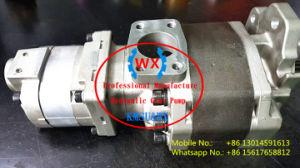 Prezzo di EXW! Assy idraulico della pompa a ingranaggi 705-95-07020 705-95-07021 genuino per Hm300-2