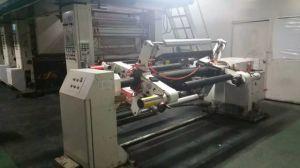 Automático de alta calidad de maquinaria de rotograbado de usa