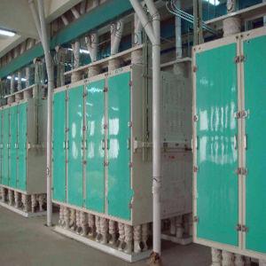 Hohe Leistungsfähigkeits-Getreidemühle-Maschinen-Schleifer-Tausendstel-Maschinerie-Pflanze