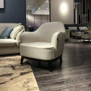 現代デザインホーム家具のための白い余暇の椅子