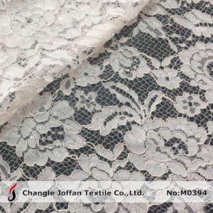 Comercio al por mayor de tejido de encaje bordado de encaje de novia vestidos de novia (M0394)