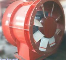 X 75kw産業鉱山の換気扇のFbcdz 2つのシリーズ