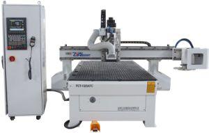 8台の自動工具交換装置が付いている最新のCNCの木製のルーター機械