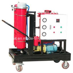 Vacío de la turbina de escape de aceite, filtros de aceite de máquina de la refinería