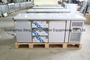ファン冷却装置が付いているステンレス鋼の実行可能な冷却装置