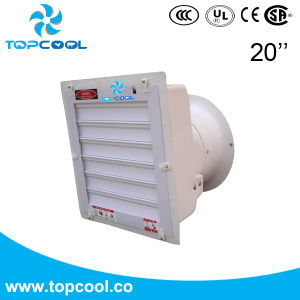 Fiberglas-abkühlender Ventilations-Ventilator Gfrp 20  für Geflügel oder Industrie