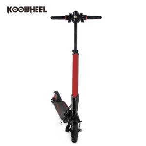 Comparesharekoowheel dem Elektroroller-Selbst hinzufügen, der den Fahrzeug- mit zwei Rädernelektrischen Roller für Erwachsene balanciert