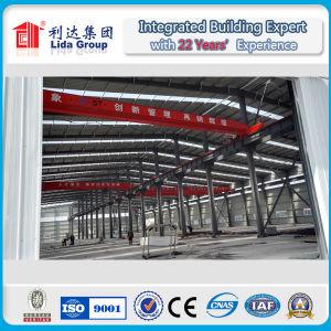 Estructura de acero Taller Almacén
