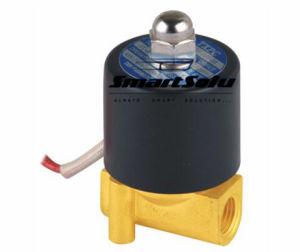 elettrovalvola a solenoide pneumatica di serie 2W (UD) 2W025-08 per 12V 24V 220V
