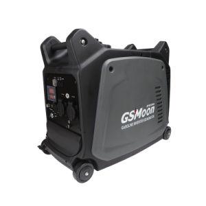 3kVA 4-Stroke beweglicher Energien-elektrischer Strom-Gas-Generator