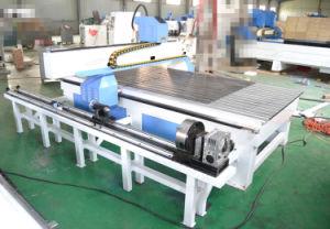 2018 El Mejor Precio 4 rebajadora CNC de ejes de China