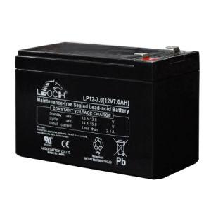 Batteria della batteria/UPS di potere di memoria libera di manutenzione Lp12-7.0