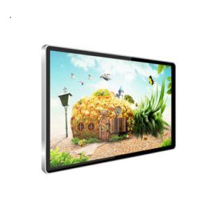 23,6 pouces monté sur un mur intérieur de la publicité de plein air Player panneau LED de signalisation numérique LCD display