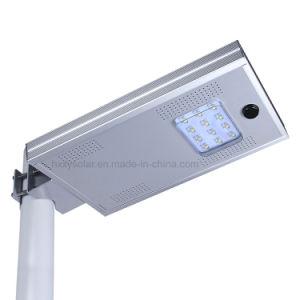 Экономия энергии 12W - все в одном встроенный индикатор солнечного освещения улиц