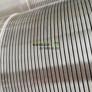 De Filter van het Scherm van Johnson van de Pijpleiding van het Scherm van de Draad van het Water van het roestvrij staal