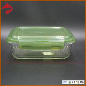 Una muestra gratis vaso Contenedor de almacenamiento de alimentos de preparación de comidas con hermética utensilio de contenedores de almacenamiento de alimentos