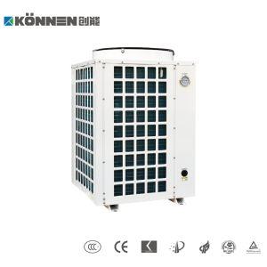 O ar da bomba de calor de água para refrigeração e aquecimento de água com o Panasonic R410UM COMPRESSOR