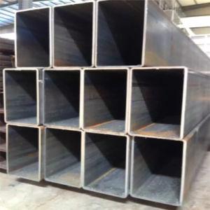 De uitvoer 75*75 100*100 200*200 mm Stkr 400 Vierkante Pijp 490