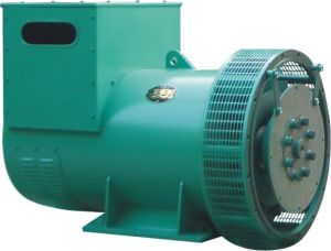 Bearing単一の50Hz AC Synchronous Alternator 500kw