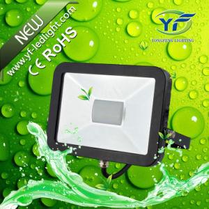 20W 50W 2700-6500K 1400lm 3500lm Holofote do LED de alta potência