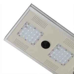 El ahorro de energía Solar Iluminación exterior de la luz de la calle 50W