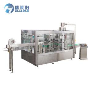 Automático de alta velocidad de las botellas de PET para bebidas Máquina de Llenado de agua mineral.