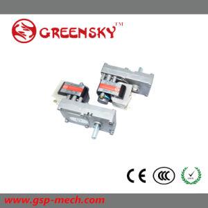 Ventilador de 90mm 60W Sistema de refrigeración del motor de engranajes de inducción AC