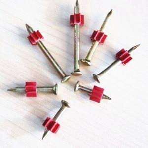 プラスチック洗濯機が付いている鋼鉄コンクリートのシュート駆動機構Pinの釘