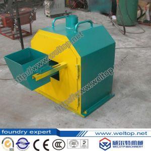 Horizontale Centrifugaal Gietende Machine voor Motor (300mm)