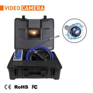 Nueva cámara de vídeo para la detección de fugas y de la línea de metro