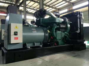 Diesel van Volvo Penta Generator 480kw door Tad1642ge Engine 600kVA Volvo Generator