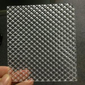 Lumière LED en plastique PMMA acrylique blanc laiteux Feuille de diffuseur