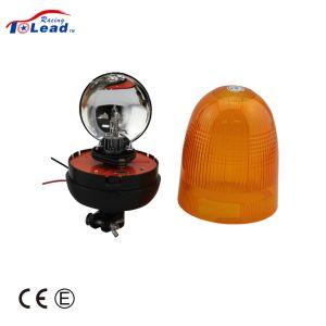 LED/Halogen 12-80V Sicherheit Foklift Röhrenblitz-warnendes Leuchtfeuer