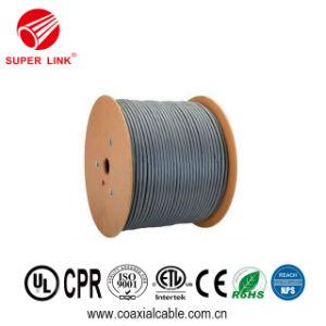 precio de fábrica AMP UTP CAT5 CAT 5e blindado cable 22AWG Cable Blindado de cable de red LAN