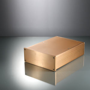 고품질 알루미늄 직업적인 전력 증폭기 1.5u 포좌 (180*67*250mm WHL)