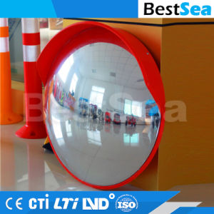 ステンレス鋼のとつ面鏡50cmの60cmの屋内ステンレス鋼のとつ面鏡