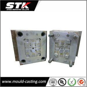 Molde de Automoción de plástico inyectado personalizada con la norma ISO9001: 2008
